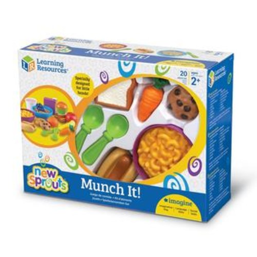 Learning Resources New Sprouts Munch It!