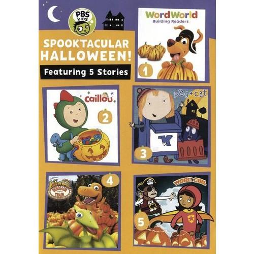 Spooktacular Halloween! Featuring 5 Stories [DVD]