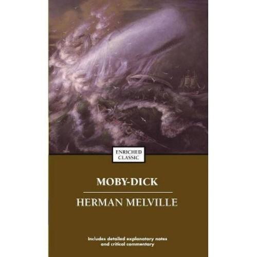 Moby-Dick (Reprint) (Paperback) (Herman Melville)