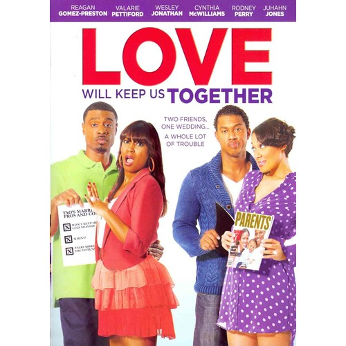 Love Will Keep Us Together (DVD)