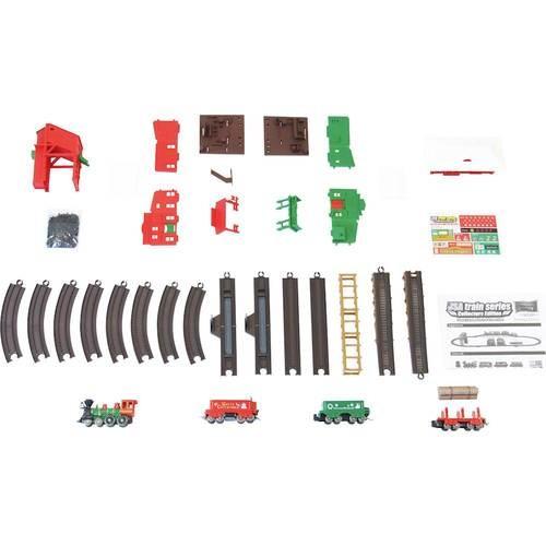 LEC - USA Train Series Collectors Edition Steam Locomotive 4-4-0 American - Multi