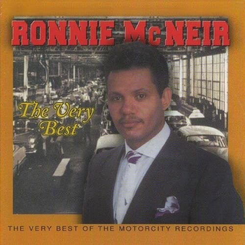 The Very Best of Ronnie McNeir [CD]