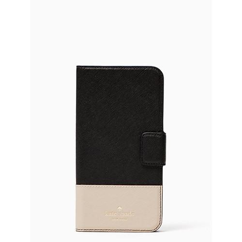 leather wrap folio iphone 7/8 plus case