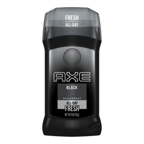Axe Deodorant Stick for Men Black 3 oz