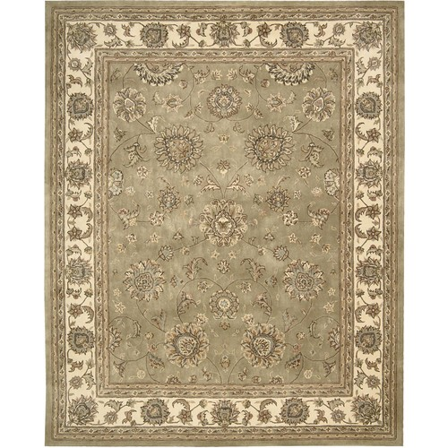 Nourison Silk Touch Collection Sch01 5' X 8' Area Rug