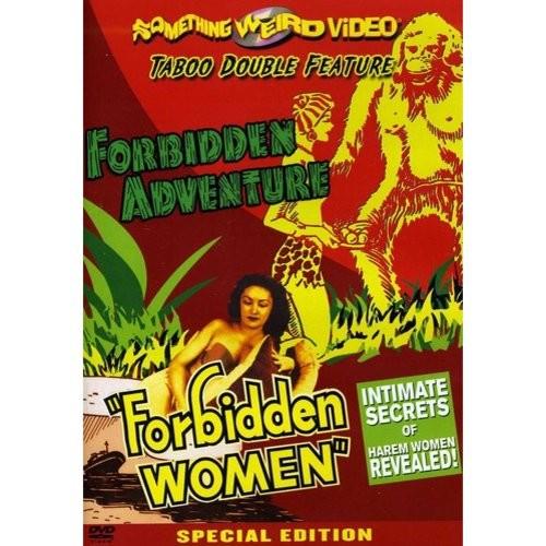 Forbidden Adventure/Forbidden Women [Special Edition] [DVD]