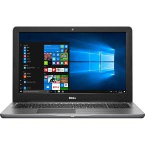 Dell i5565-2517GRY 15.6 AMD A12-9700P Touchscreen Laptop With 8GB Memory, 1TB Hard Drive, Windows 10