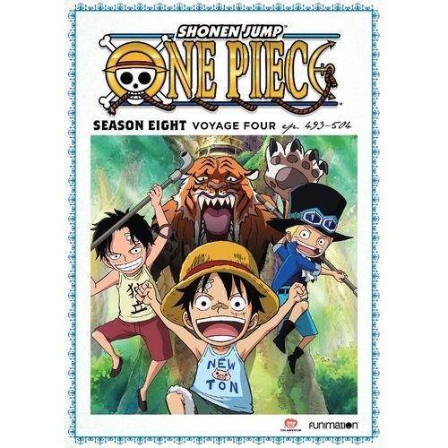 One Piece: Season Eight - Voyage Four [2 Discs] [DVD]