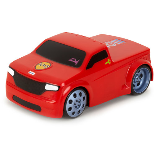 Little Tikes Touch 'n Go Racer, Truck, Red