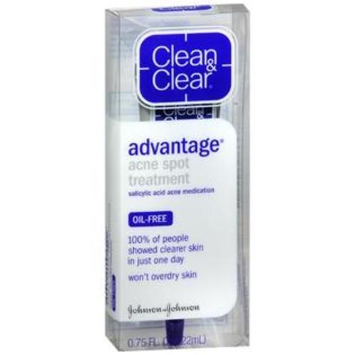 CLEAN & CLEAR Advantage Acne Spot Treatment, 0.75 OZ