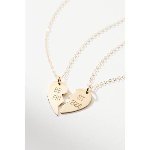 Forever Friendship Necklace Set [REGULAR]
