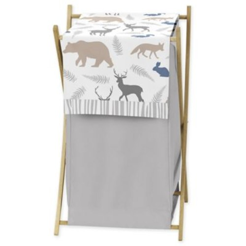 Sweet Jojo Designs Woodland Animals Laundry Hamper