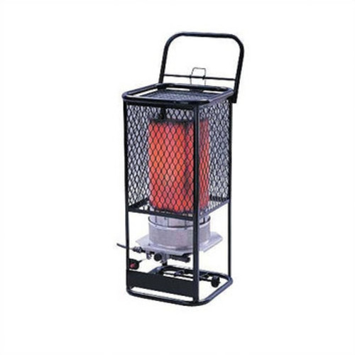 Portable Randiant 125,000 BTU Portable Propane Radiant Utility Heater by Mr. Heater