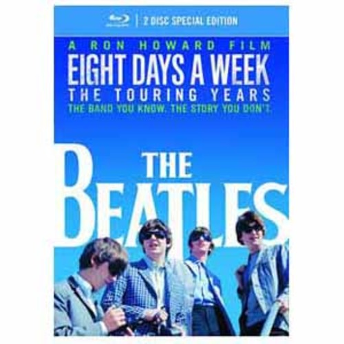 Eight Days A Week - The Touring Years (2-Disc Special Edition) [Blu-ray]