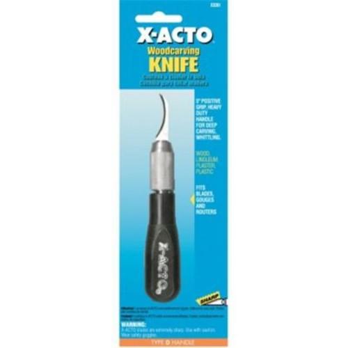 Elmers-xacto 5in. Woodcarving Knife (JNSN22602)