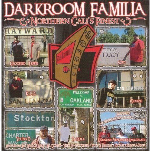 Darkroom Familia: Northern Cali's Finest [CD] [PA]