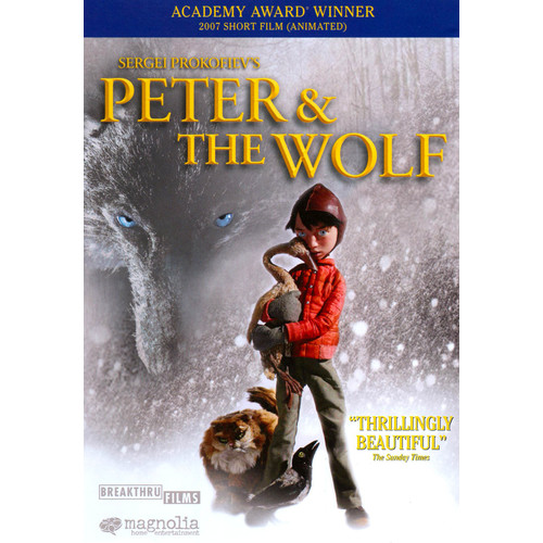 Peter and the Wolf [DVD] [2006]