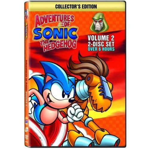 Adventures Of Sonic The Hedgehog: Vol 2 (DVD)