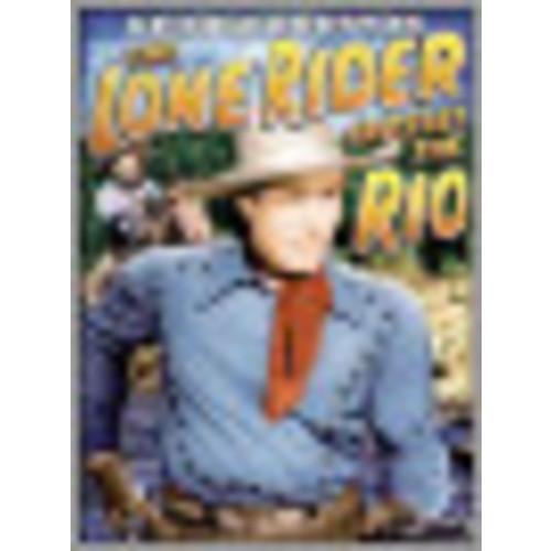 The Lone Rider Crosses the Rio [DVD] [1941]