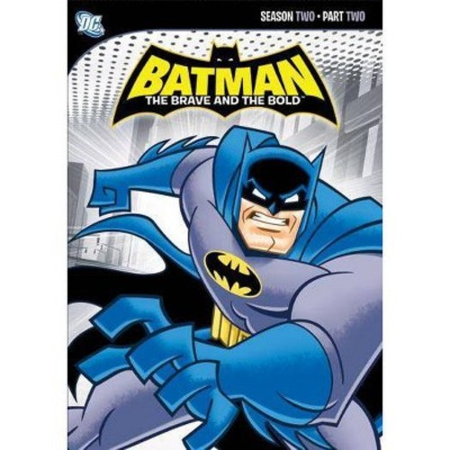 Batman:Brave and the bold s2p2 (DVD)