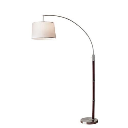 Adesso Alta Arc Lamp, 80 1/2