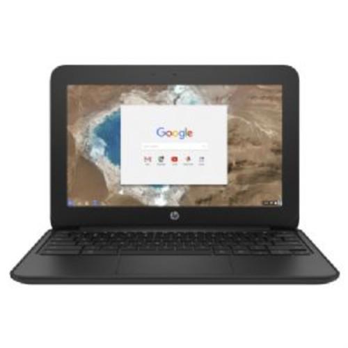 HP 11 G5 Chromebook Education Edition - Intel Celeron N3060 1.6GHz, 4GB RAM, 32GB eMMC, 11.6