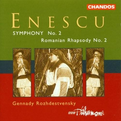 Symphony No. 2 / Romanian Rhapsody, No. 2