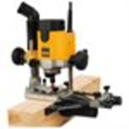 DEWALT 2 HP Electronic Variable Speed Plunge Router