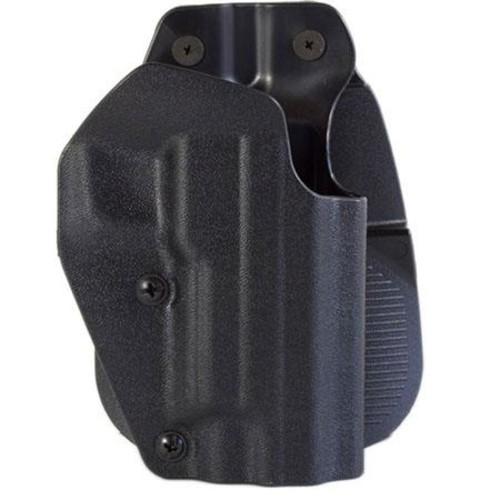 Front Line Open-Top Polymer RH Holster for Sig Sauer 225/226/228 Pistols, Black J40P