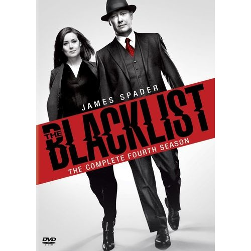 The Blacklist: Season Four [5 Discs] [DVD]