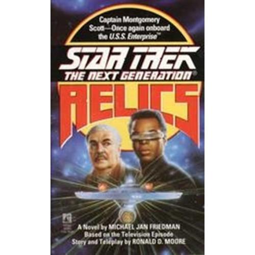 Star Trek The Next Generation: Relics