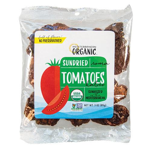 Mediterranean Organic Sundried Tomatoes -- 3 oz