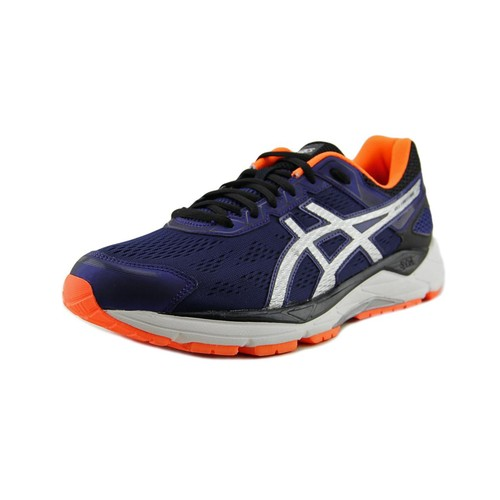 Asics GEL-Fortitude 7 Round Toe Synthetic Running Shoe