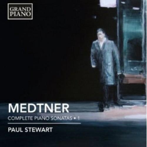 Nikolay Medtner: Complete Piano Sonatas, Vol. 1 [CD]