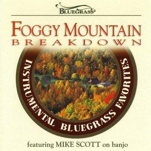 Foggy Mountain Breakdown [CD]
