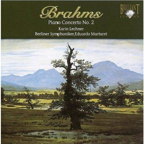 Karin Lechner - Brahms: Piano Concerto No 2