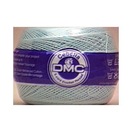 Cebelia Crochet Cotton Size 30 - 563 Yards-Sea Mist Blue