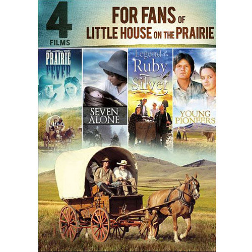 4-Films For Fans Of Little House On The Prairie