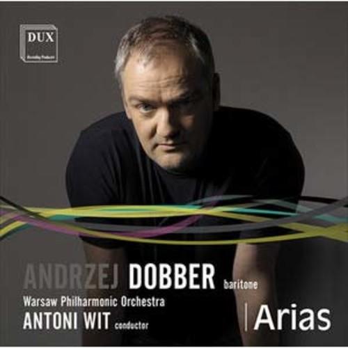 Arias By Andrzej Dobber (Audio CD)