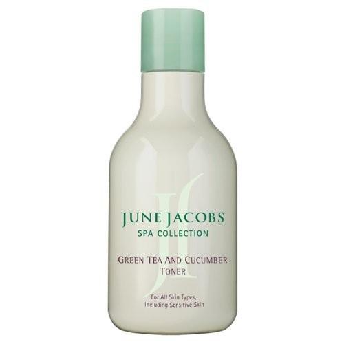 June Jacobs Green Tea and Cucumber Toner, 6.7 Fl Oz