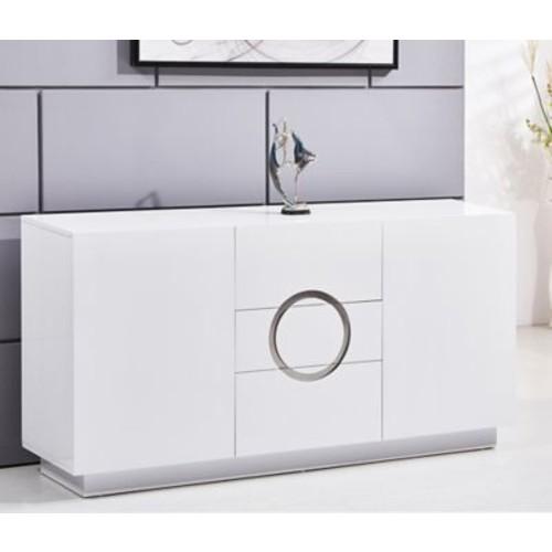 BestMasterFurniture Modern 3 Drawer Accent Cabinet