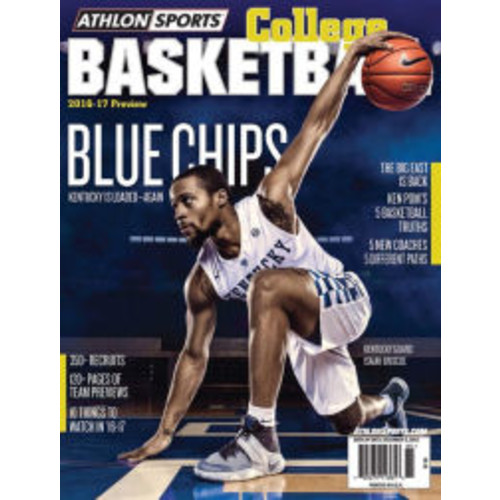 Athlon Sports College Basketball 2016-17 Preview