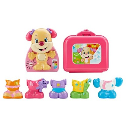 Fisher-Price Laugh & Learn Dress & Go Sis