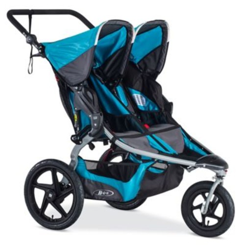 BOB Revolution FLEX Duallie Jogging Stroller in Lagoon