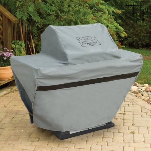 Vermont Castings VCS11C4 Deluxe BBQ Cover for 4 Burner Signature Series Grills,