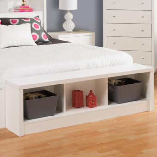 Calla Storage Bench