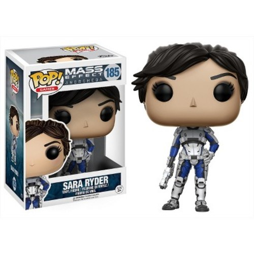 Funko POP Games: Mass Effect Andromeda Sara Ryder Toy Figure