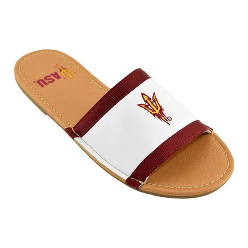 NCAA Women's Slide Sandal - Arizona State University Sun Devils