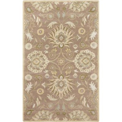 Artistic Weavers Cambrai Beige 6 ft. x 9 ft. Indoor Area Rug