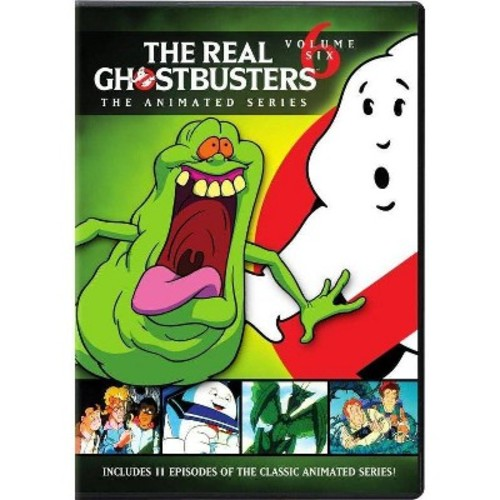Real ghostbusters vol 6 (DVD)